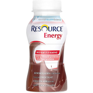 Resource Energy Schoko 4 x 200 ml