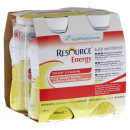 Resource Energy Banane 6 x 4 x 200 ml Karton